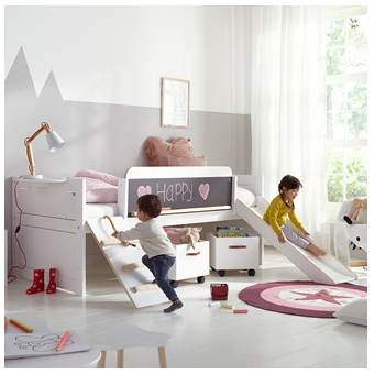 Lifetime Limited Edition Play and Learn bed