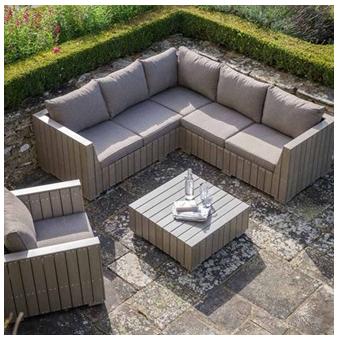 Bosham Outdoor Corner Sofa