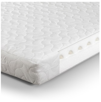 Air Wave Foam Cotbed Mattress