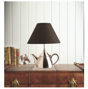 Teapot Table Lamp