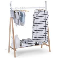tipi clothes rail by childhomes