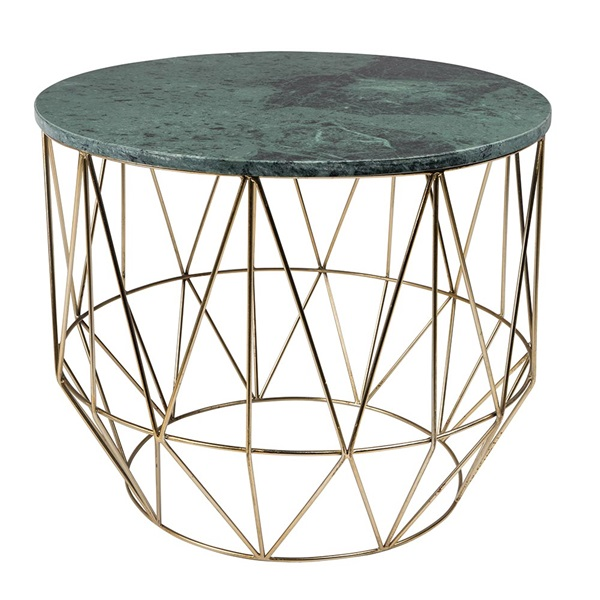 Boss-Marble-Top-Side-Table
